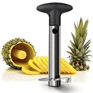 dispozitiv manual pentru taiat ananasul