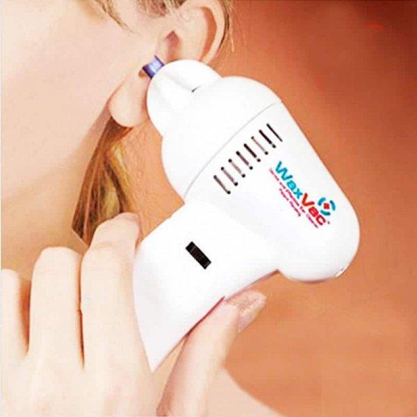 aparat pentru curatarea cerii din urechi