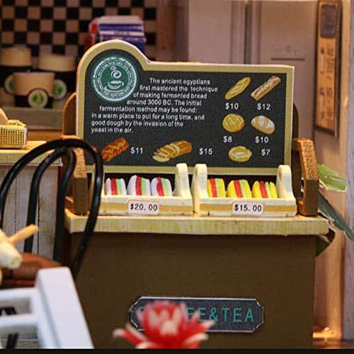 casuta din lemn pentru papusi cafenea 3