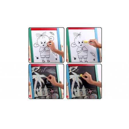 tabla magnetica cu doua fete