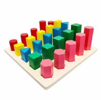joc sortare forme geometrice