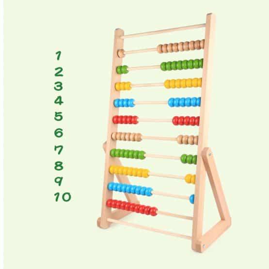 abac din lemn gigant pentru copii4