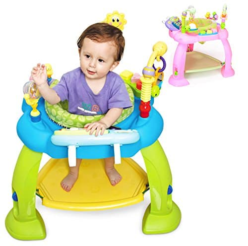 centru activitati saritor hola toys bouncer1