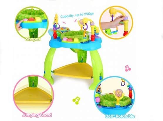 centru activitati saritor hola toys bouncer9