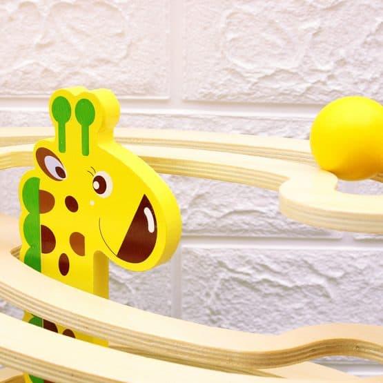 circuit cu bile girafa turn2