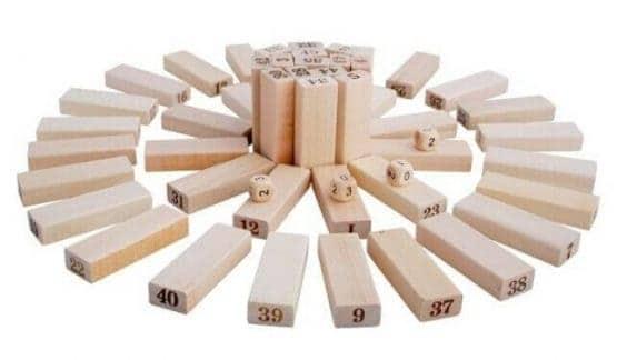 cuburi jenga lemn turnul instabil3