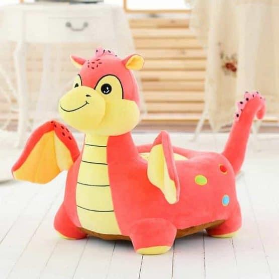 dragon din plus de calarit fotoliu copii1