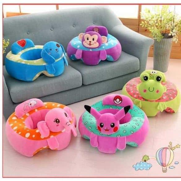 fotoliu pentru bebe din plus pikachu