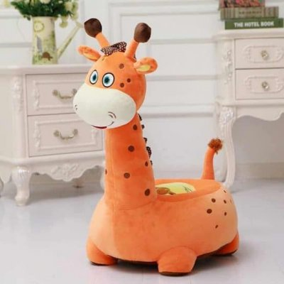 girafa din plus de calarit