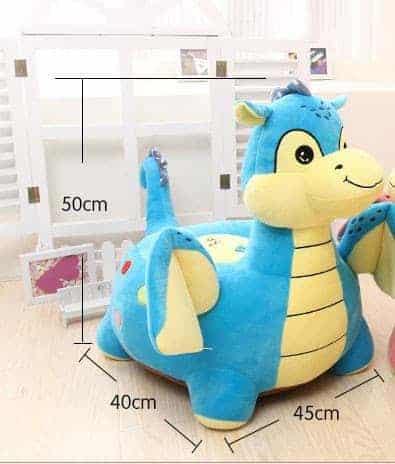 jucarie dragon de plus de calarit bebe2