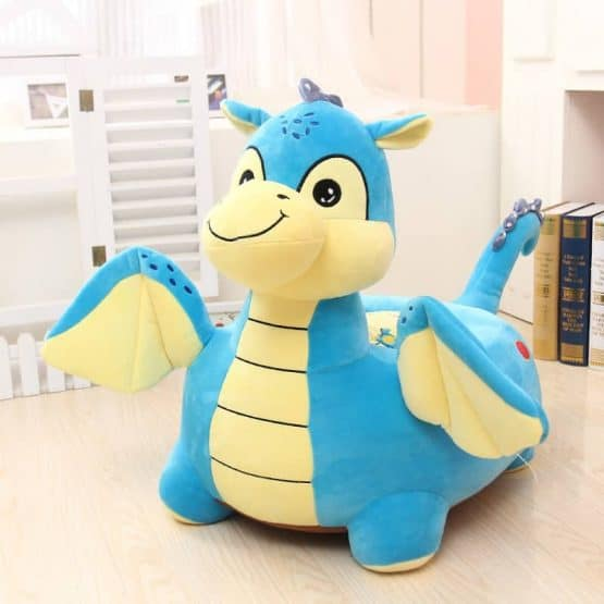 jucarie dragon de plus de calarit bebe3