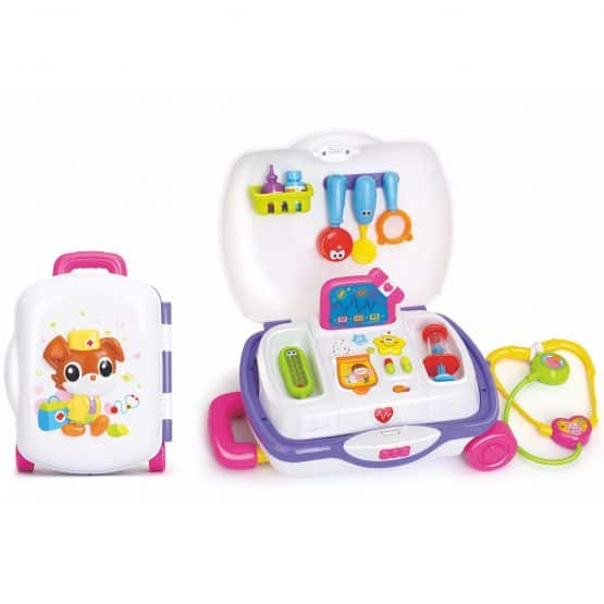 jucarie trusa doctor hola doctor suitcase1
