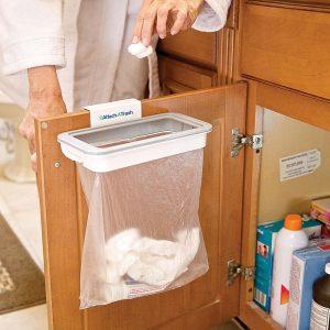 suport cu capac pentru sacul de gunoi