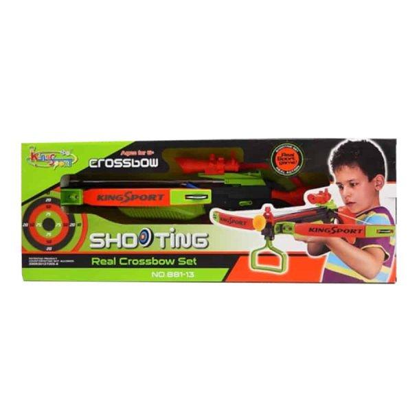 set complet arbaleta kings sport 3 3