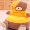 fotoliu plus ursul teddy galben2