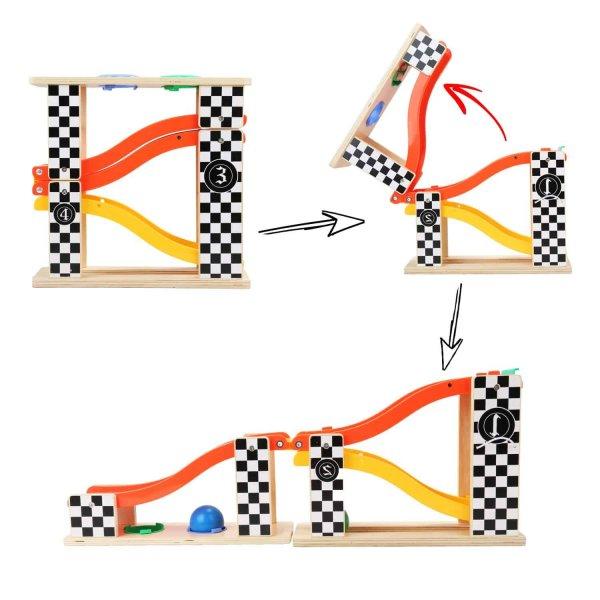 turn 2in1 racing track 2