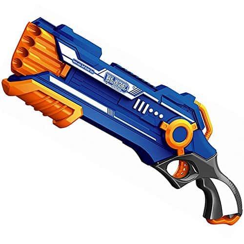 arma de jucarie semi-automata