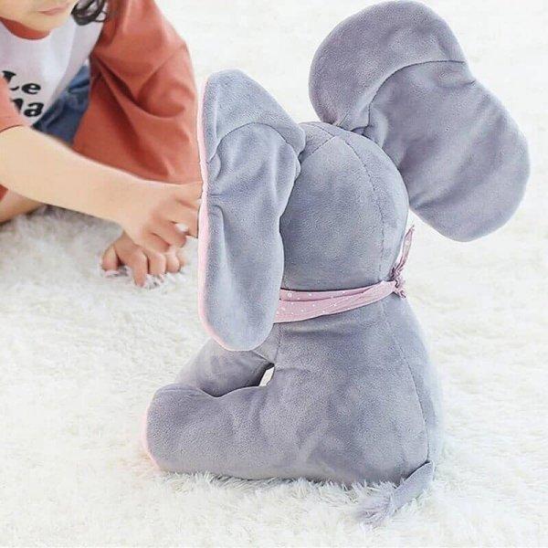 elefant interactiv din plus peek a boo 6