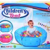 piscina cu bile 60 bile colorate copii 1 555x436
