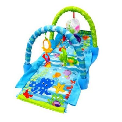 saltea de joaca pentru bebelusi