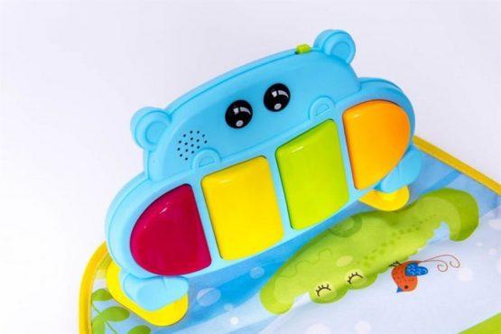 saltea multifunctionala cu pian huanger hippo4