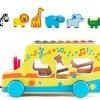 camion multifunctional cu animale si xilofon5
