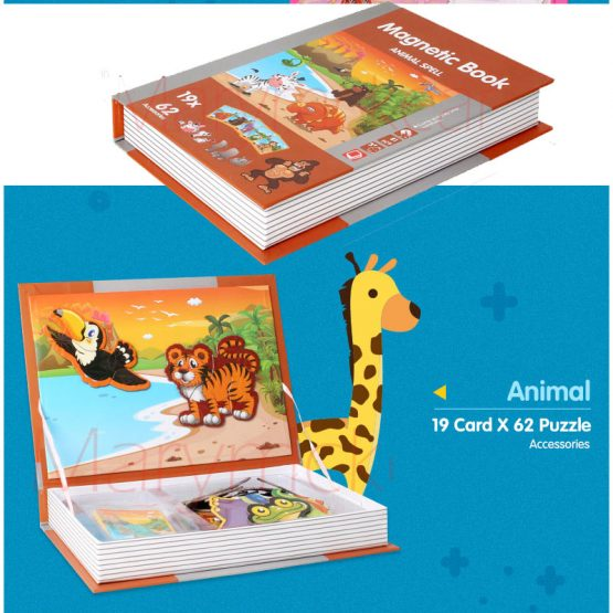carte magnetica animale1