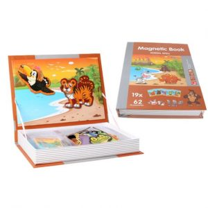 carte magnetica set animale