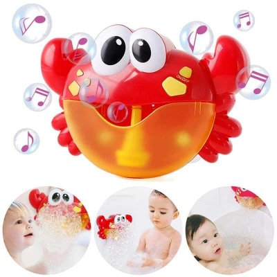 crabul de baie