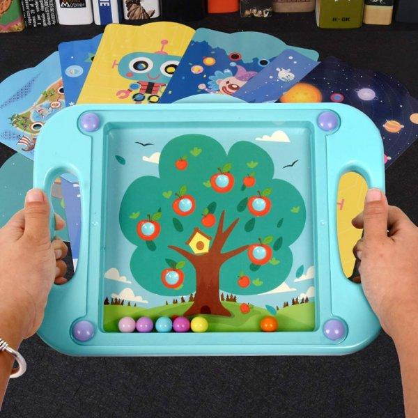 joc dexteritate balanta cu bile 2