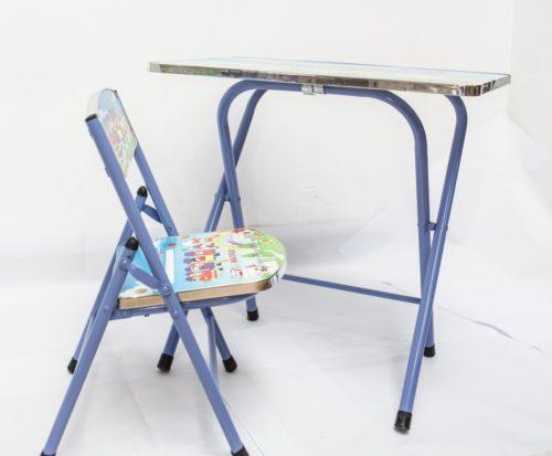 masuta si scaunel pliabile allmati 2