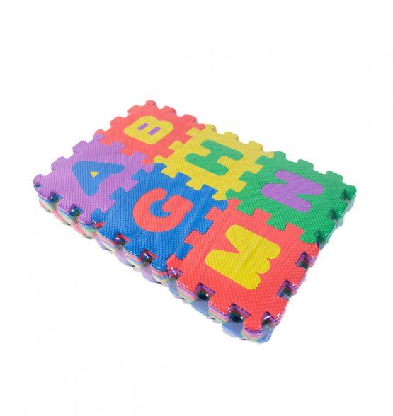 pachet covorase puzzle mici11x11 4