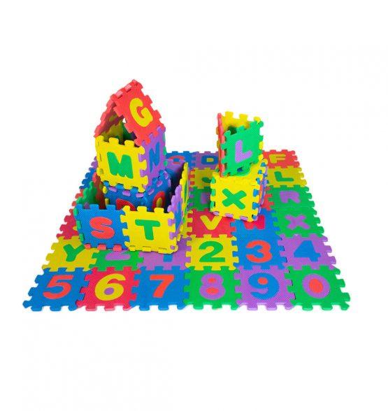 pachet covorase puzzle mici11x11 5
