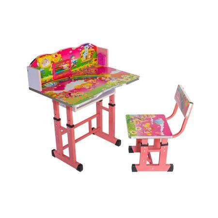 set birou cu scaun copii