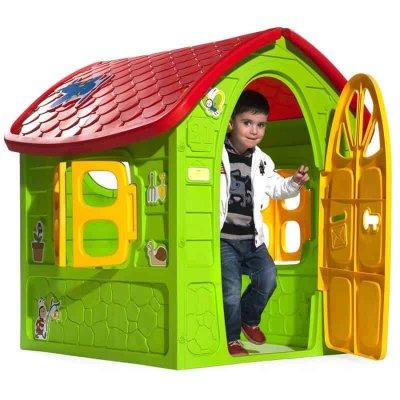 casuta de joaca pentru copii