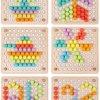 joc montessori indemanare si asociere culori ham bebe8 555x821