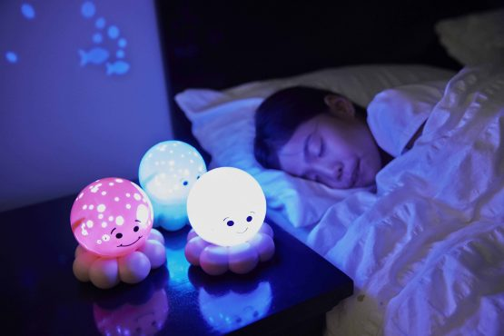 lampa de veghe caracatita1