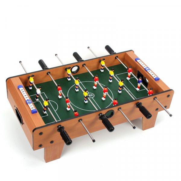 masa de fotbal din lemn cu18 jucatori 1