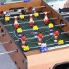 masa de fotbal din lemn cu18 jucatori