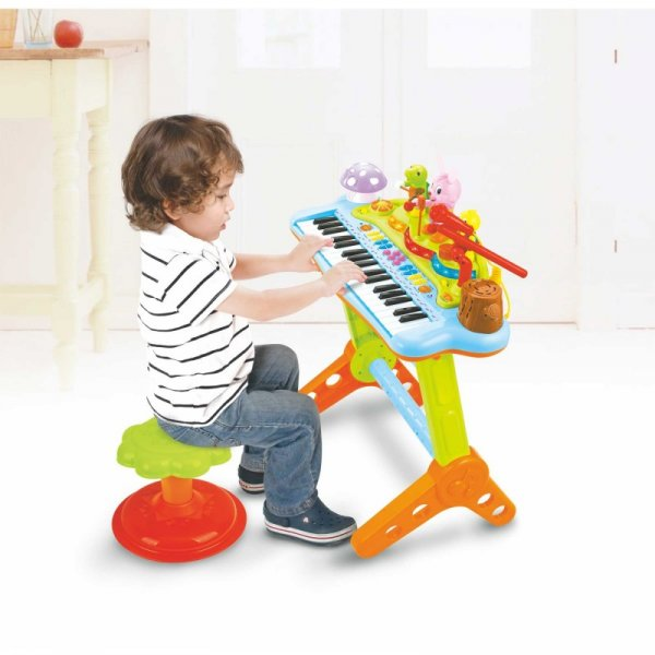 pian de jucarie pentru copii micul pianist hola 1