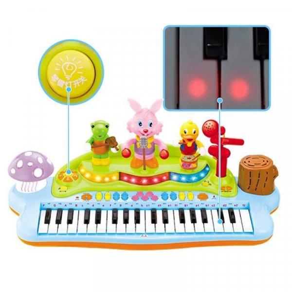 pian de jucarie pentru copii micul pianist hola 3