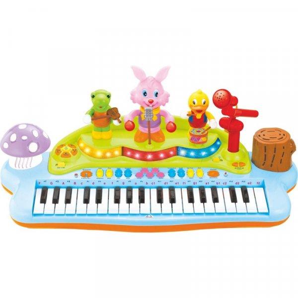 pian de jucarie pentru copii micul pianist hola 4
