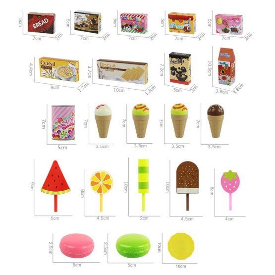 set jucarie copii supermarket dessert3 555x555 1