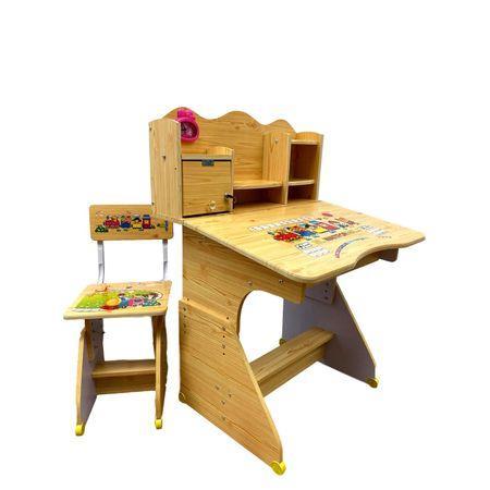 birou din lemn copii 1