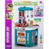 bucatarie de jucarie cu accesorii pentru copii happy kitchen 4