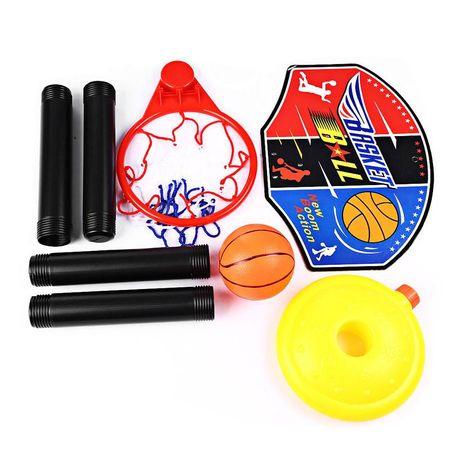 cos de baschet copii cu minge si pompa 2