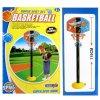cos de baschet copii cu minge si pompa 3