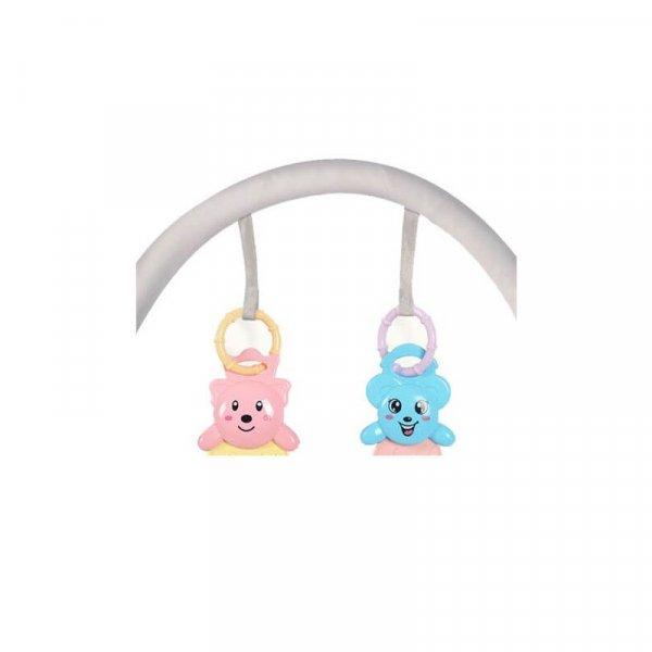 cosulet transport bebe cu jucarii incluse kidino 7