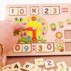 joc educativ montessori invatam matematica jucarie multifunctionala lemn3 555x555 1