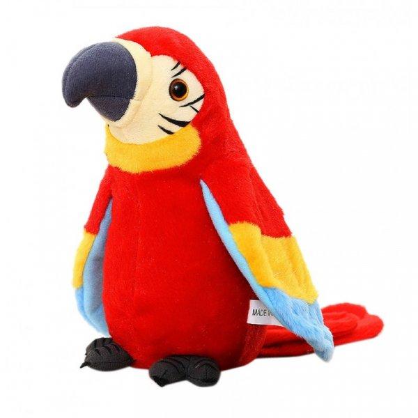 papagal vorbitor din plus